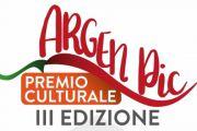 Il Terzo Premio Culturale ArgenPic 2018 ai nastri di partenza