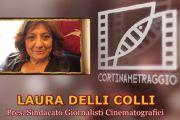 Laura Delli Colli, Pres. SNGCI, ed i 70 nei 70 a Cortinametraggio XII
