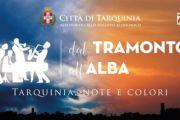 """Tarquinia """"Dal Tramonto all'Alba"""": il Concerto del Duo Brunori-Elisei e l'intervista al V. Sindaco Luigi Serafini"""