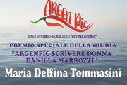 """ArgenPic 2017 - A Maria Delfina Tommasini il Premio Speciale della Giuria """"Scrivere Donna Daniela Marrozzi"""""""