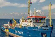 La Sea Watch 3 a Marsiglia per il completamento degli adeguamenti alle normative