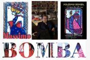 Lo stilista, pittore e scrittore Massimo Bomba autore del libro ...E la Papessa chiese alla Luna