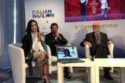 Rocío Muñoz Morales, madrina del 65° Taormina Film Fest, a Cannes 72
