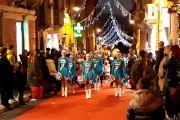 Buone Feste dal Corpo Bandistico bicentenario G. Setaccioli Tarquinia e dalle Pastorelle di Maremma