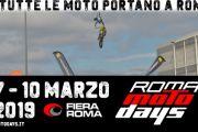 Appuntamento al 2019 e con tutto ciò che ancora non avete visto su Roma MotoDays 2018
