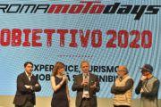 Presentata con un anno di anticipo l'edizione 2020 di Roma Motodays