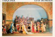 Tarquinia Città dei Presepi e quella cartolina postale che ancora intriga il mondo