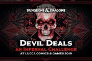 Aspettando Lucca Comics & Games 2019 - Dungeons & Dragons Epic