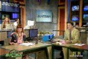 Mariangiola Castrovilli ad 1 Mattina (Giugno 1992) racconta le imprese da record per la Rai