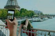 Dominique Abel e Fiona Gordon autori e registi di 'Parigi a piedi nudi' a Rendez Vous 2018