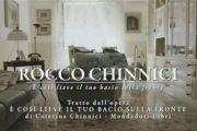 """Su Rai1 il 23 gennaio in prima serata il Film Tv """"Rocco Chinnici - E' così lieve il tuo bacio sulla fronte"""""""