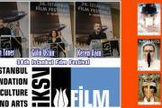 Görgün Taner, Kerem Ayan, Gülin Üstün e il 38° Istanbul Film Festival