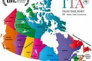 Matteo Picariello di Italian Trade Commission e Stefania Ippoliti di Italian Film Commission al Tiff42 per promuovere il Cinema Italiano