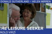 Virzi, Sutherland e Mirren da Venezia 74 al Tiff42 con l'applauditissimo The Leisure Seeker