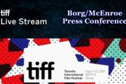 TIFF 2017 Live Stream: BORG/McENROE Press Conference