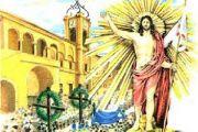 Pasqua 2020. Con drappi azzurri alle finestre e diretta streaming della Messa, Tarquinia celebrerà il Cristo Risorto