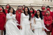 """Nella Giornata Mondiale Contro la Violenza sulle Donne """"Ora Vedo - Ora Sento - Ora Parlo"""""""