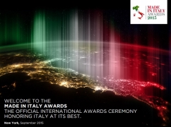 Made in Italy Awards