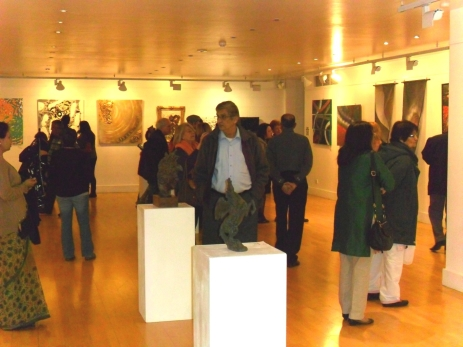 Vernissage - LONDRA in ARTE 2015 - European Art Exhibition