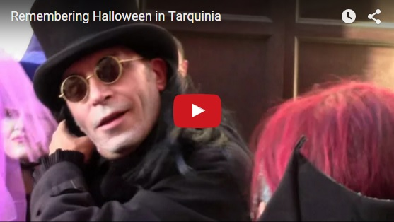 Remembering Halloween in Tarquinia