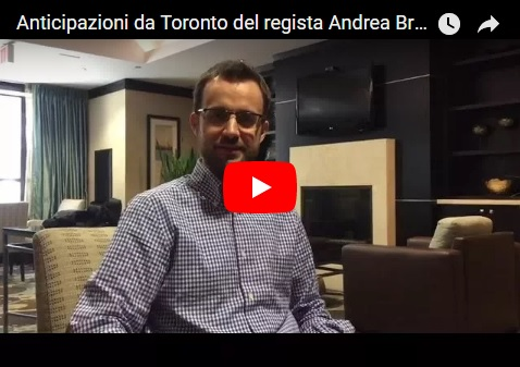 Anticipazioni da Toronto del regista Andrea Brusa su The Magic Alps firmato con Marco Scotuzzi