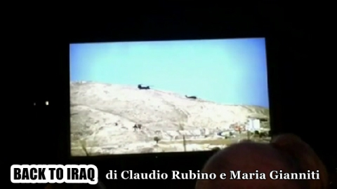 BACK TO IRAQ di Claudio Rubino e Maria Gianniti
