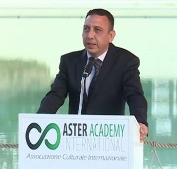 Alessio Follieri Presidente Aste Academy International