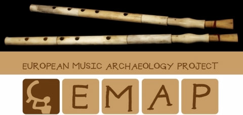 Doppi Aerofoni EMAP European Music Archeology Project 2018