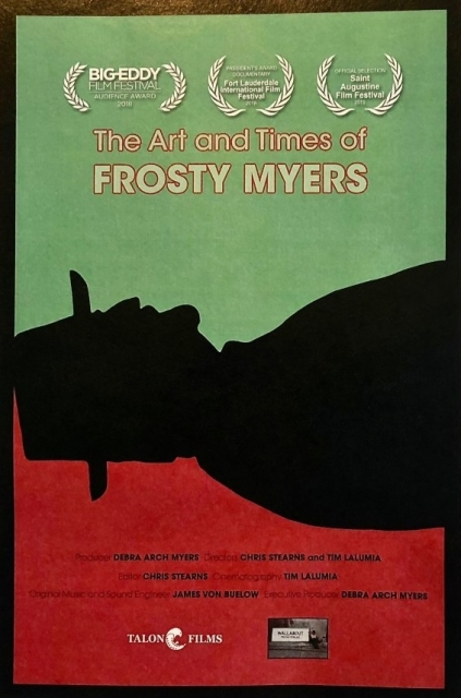 The Art Times of Frosty Myers