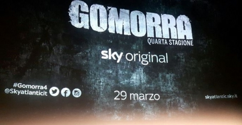 Gomorra 4 Serie TV