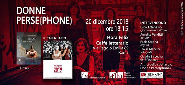 Calendario 2019 Attrici.Notevole Interesse A Roma Per Donne Perse Phone Voci Di